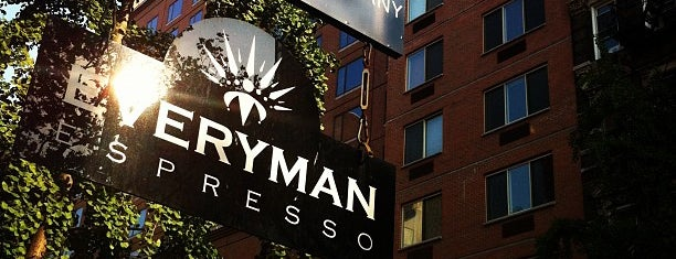 Everyman Espresso is one of Ashley NYC.