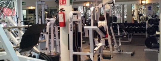 International Sport Gym is one of Posti che sono piaciuti a Alicia.