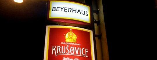 Beyerhaus is one of Leipzig.