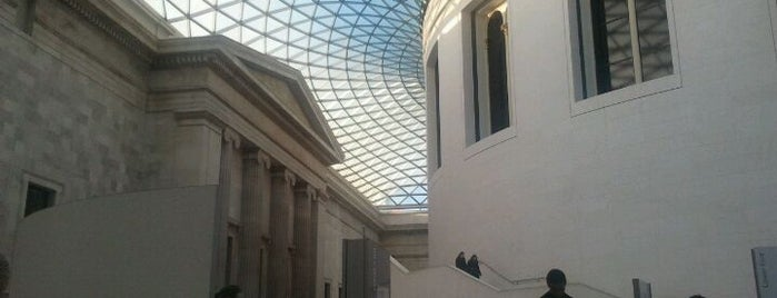 British Museum is one of UK.