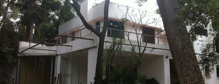 Casa Modernista is one of São Paulo Essencial.