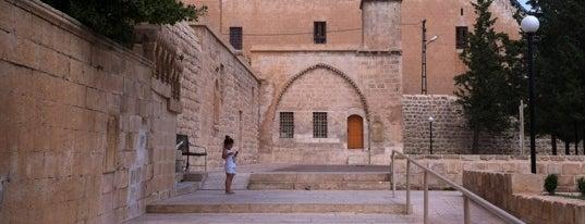 Kırklar Kilisesi is one of Mardin: Gezilecek yerler.