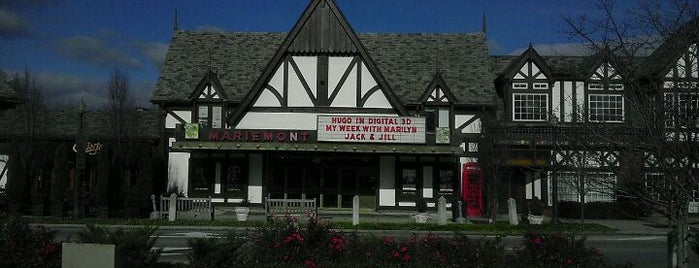 Mariemont Theatre is one of Zoetrope Badge - Cincinnati Venues.
