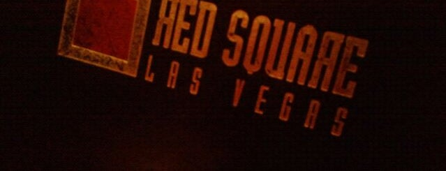 Red Square is one of Vegas Places with Check-In Deals.