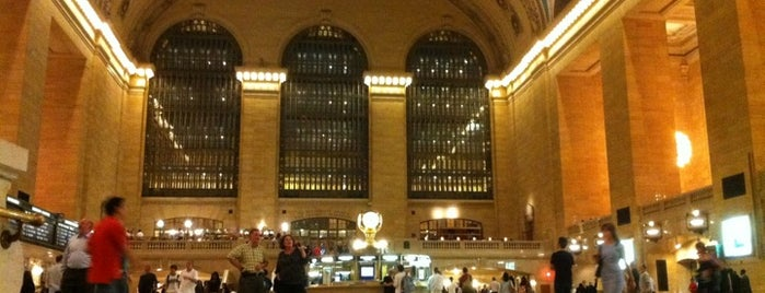 Grand Central Terminal is one of NY Must by Bellita!.