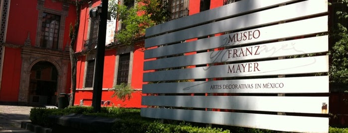 Museo Franz Mayer is one of Museos en DF.