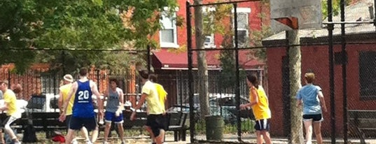American Playground is one of Where to play ball — Public Courts.