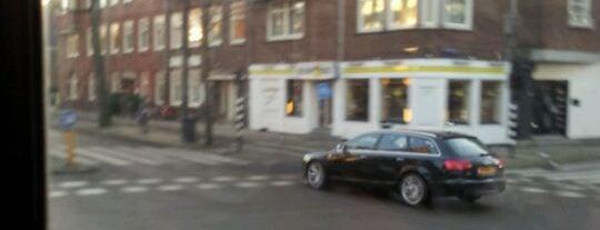 Tramhalte Beethovenstraat is one of Alle tramhaltes van Amsterdam.