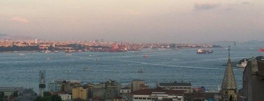 Leb-i Derya is one of Yeme İçme Listesi.