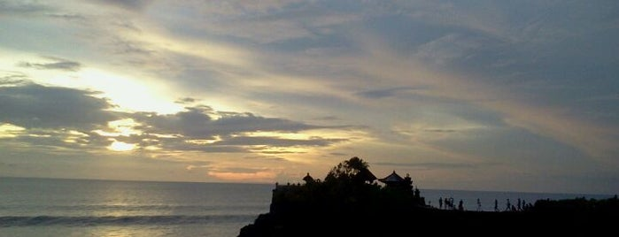 Pura Luhur Tanah Lot is one of Relax in Bali.