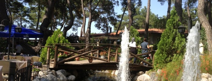 Anadolu Park is one of Gizem.