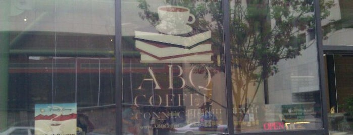 ABQ Coffee Connection is one of Downtown Get-to-Know.