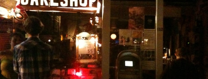 Cake Shop is one of Music Venues.
