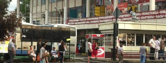 Sochi Bus Station is one of Сочи @ chaluskin.ru.