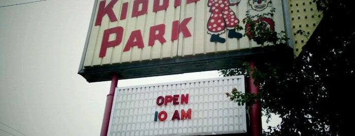 Memphis Kiddie Park is one of Out and About in Cleveland.