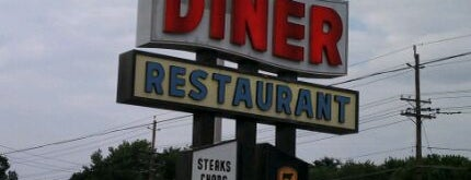 Vincentown Diner is one of The Best New Jersey Diners.