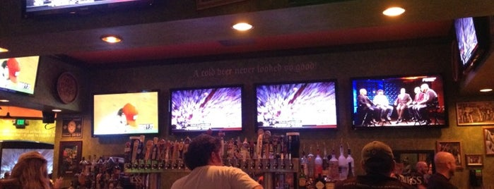 Tilted Kilt Pub & Eatery is one of Best Bars in Maryland to watch NFL SUNDAY TICKET™.