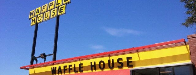 Waffle House is one of My vacation @ FL2.