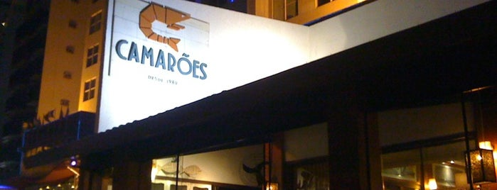 Camarões is one of Restaurants in Brazil & Around the World.