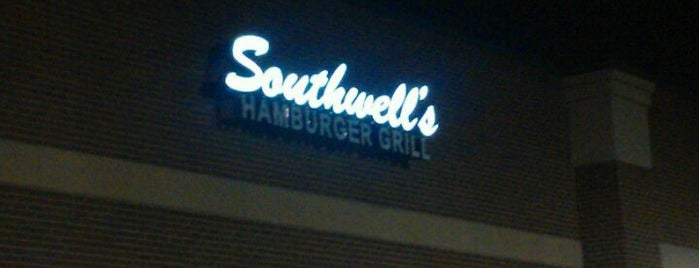 Southwell's Hamburger Grill is one of Clifton's Saved Places.