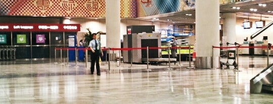 Macau International Airport (MFM) is one of Leaving on a jet plane....