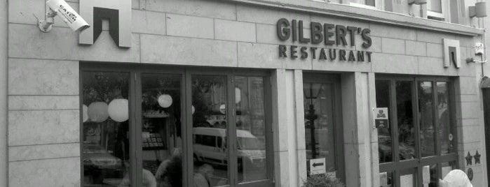 Gilbert's Restaurant is one of Ireland.