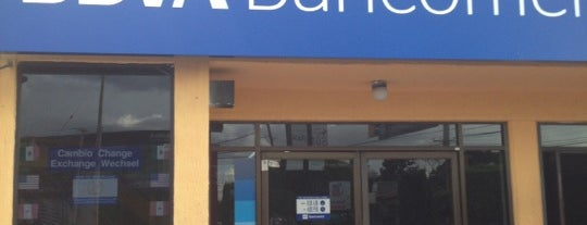 BBVA Bancomer is one of Gioさんのお気に入りスポット.