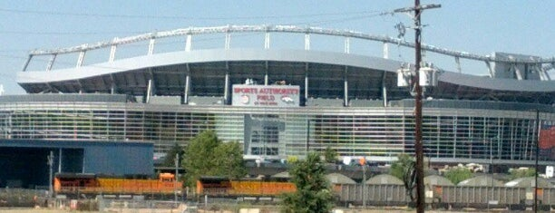 RTD - Broncos Stadium at Mile High Station is one of Fun Things To Do in Denver, Colorado.