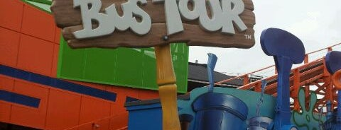 Nickelodeon Land is one of UK Tourist Attractions & Days Out.