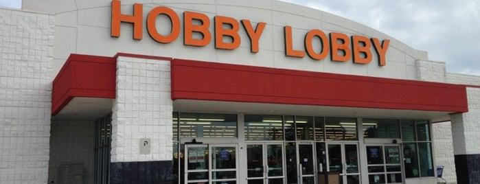 Hobby Lobby is one of Lance : понравившиеся места.