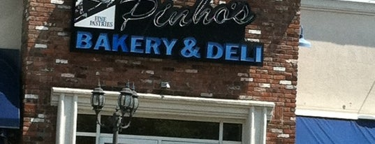 Pinho's Bakery is one of USA NJ Northern.
