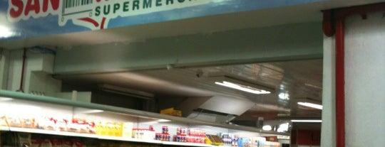 Supermercado San Michel is one of Locais 1.