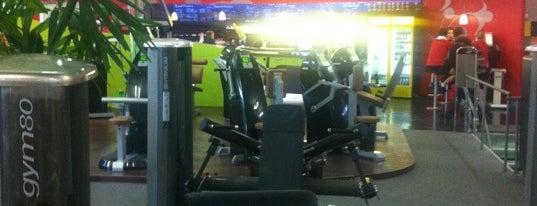 Plaza Fitness Center is one of Lieux qui ont plu à Jana.