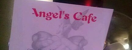 Angel's Cafe is one of ● cafe istanbul ®.