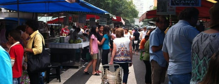 Feira Livre is one of Outdoors in Sampa.