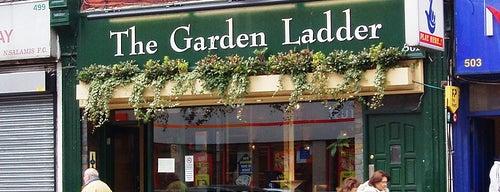 Garden Ladder is one of Favourite Harringay Haunts.