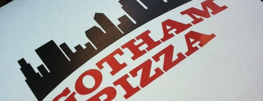 Gotham Pizza is one of Orte, die Jessica gefallen.