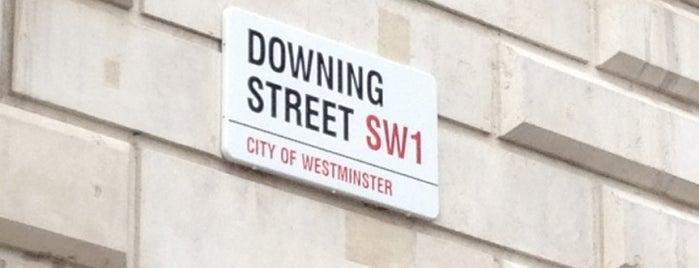 10 Downing Street is one of UK & Ireland.