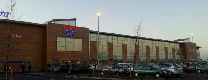 Tesco Extra is one of Awesome UK.
