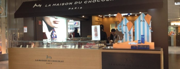 La Maison du Chocolat is one of Lorenzo 님이 좋아한 장소.