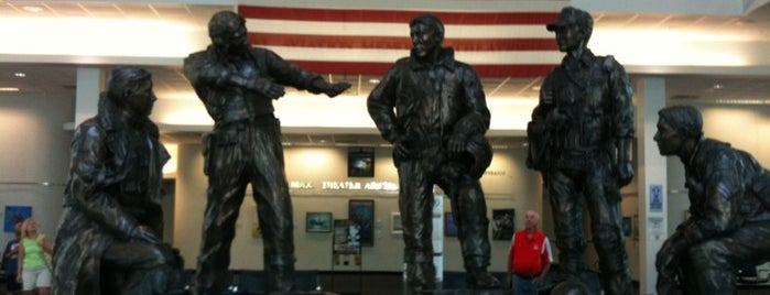 National Museum of Naval Aviation is one of Best Places to Check out in United States Pt 1.