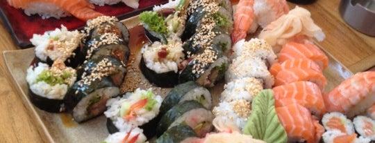 Oto Sushi is one of faenza.