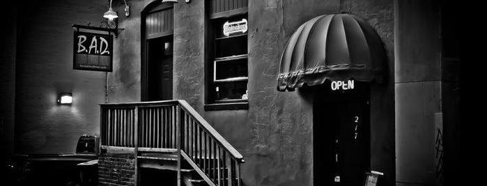 Back Alley Diner is one of Lugares favoritos de Morten.