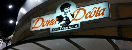Dona Deôla is one of Para Comer e se Deliciar.