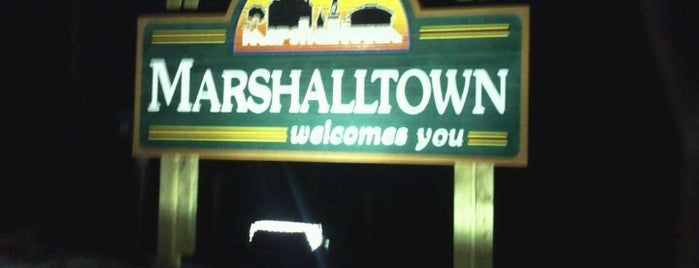 Marshalltown, IA is one of Jennさんのお気に入りスポット.