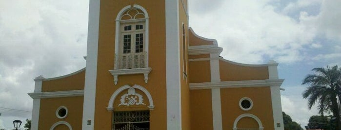 Igreja Matriz Caucaia is one of Lugares guardados de Arquidiocese de Fortaleza.