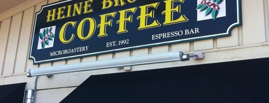 Heine Brothers' Coffee is one of Louisville.
