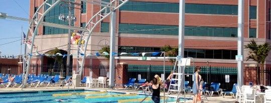 Pool @ Merritt Canton is one of Td.