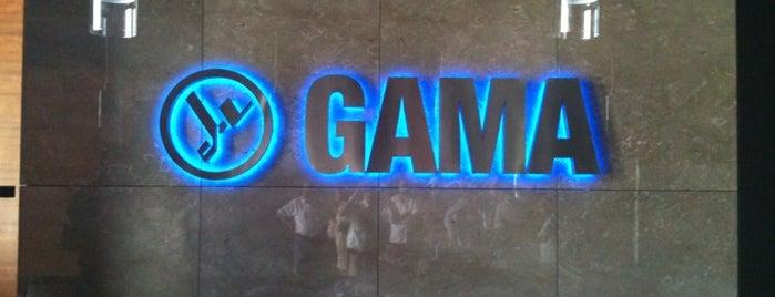 Gama Holding is one of İŞYERLERİ.
