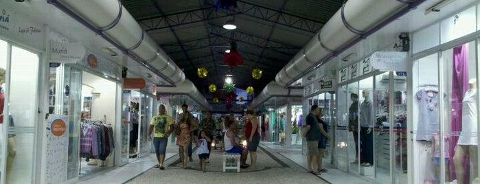 Calçadão Praia Shopping is one of Lugares favoritos de Káren.